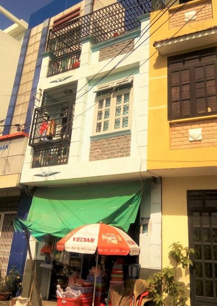 Bán Nhà MT Đường Nguyễn Đổ  Cung Phướng Sơn Kỳ Quận Tân Phú