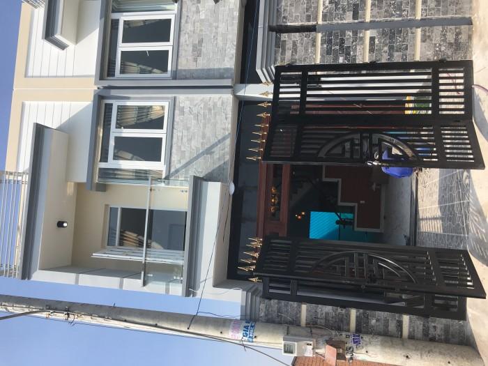 Bán nhà đường TX25, P. Thạnh Xuân, Q12