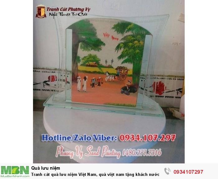 Tranh cát quà lưu niệm Việt Nam, quà việt nam tặng khách nước ngoài1