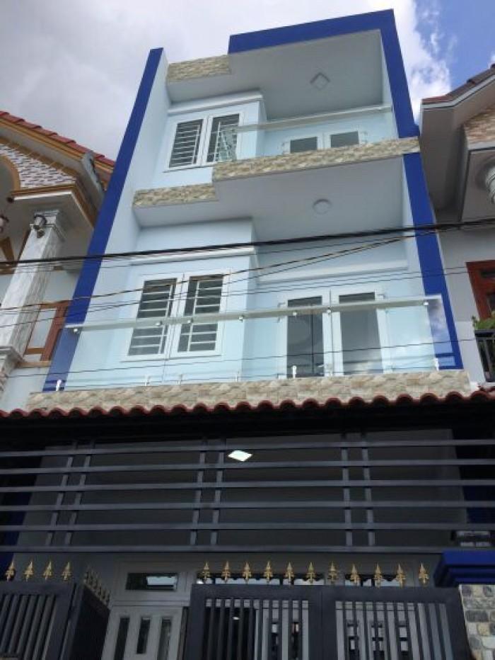 Nhà 345m2 Mặt Tiền Nguyễn Ánh Thủ, Bà Điểm, Hóc Môn,