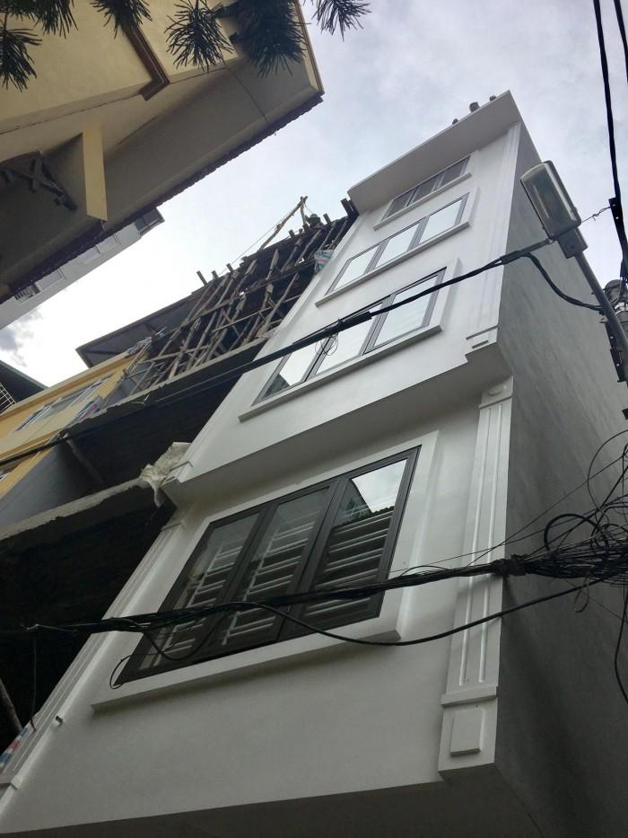 Chính chủ bán nhà 5 tầng mặt ngõ 394 Mỹ Đình ô tô đi qua nhà.
