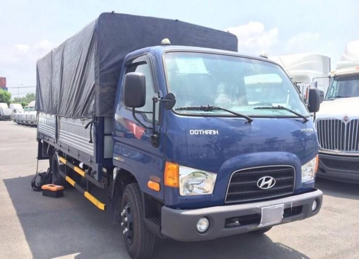 Xe Hyundai New Mighty 110s 7 Tấn Thành Công