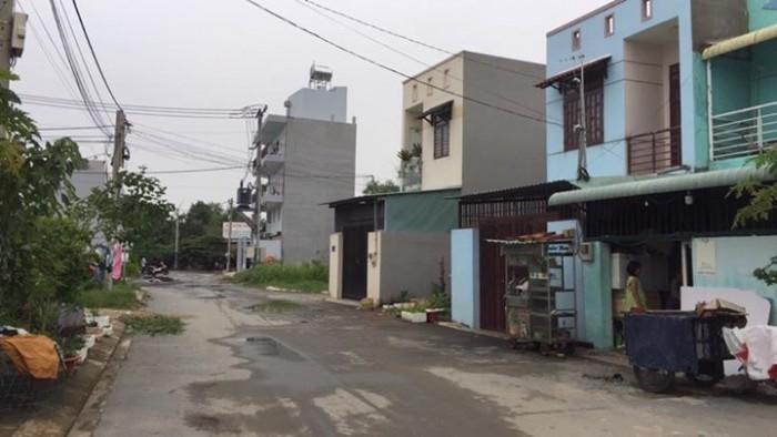 Bán nhà quận 8 dân đông