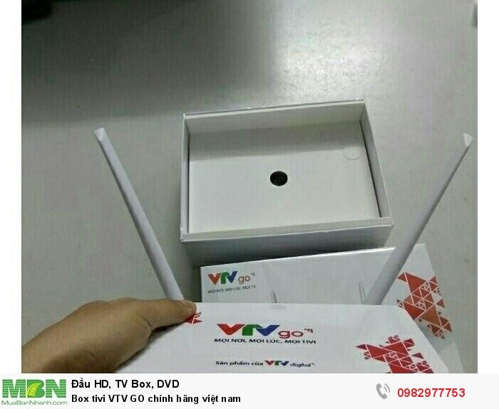 Box tivi VTV GO chính hãng việt nam