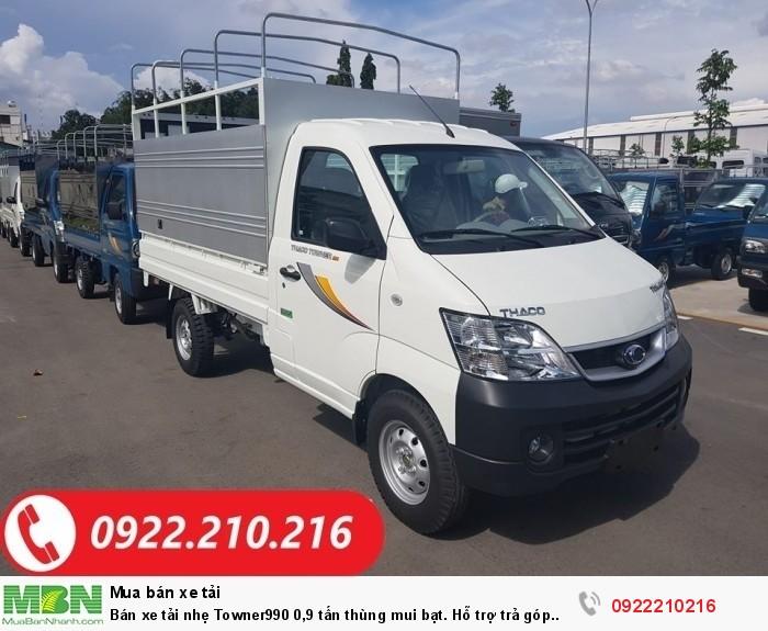 Thaco Khác Số tay (số sàn) Xe tải động cơ Xăng