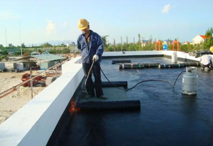 Xử lý chống thấm sàn mái, sân thượng Đồng Nai và các tỉnh lân cân