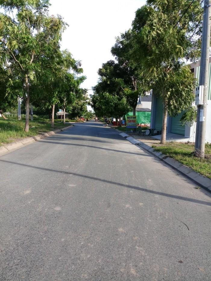 Đất Nguyễn Trãi quận 5 dt48m2 sổ hồng thổ cư