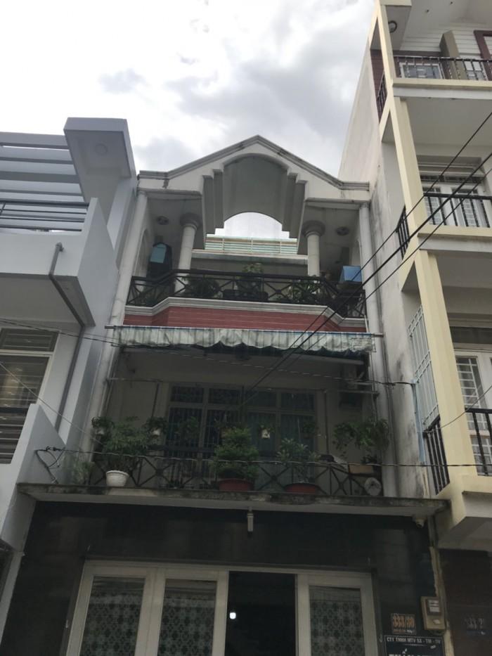 HXH đẹp Nguyễn Xí. 4.5x15. 2 lầu.