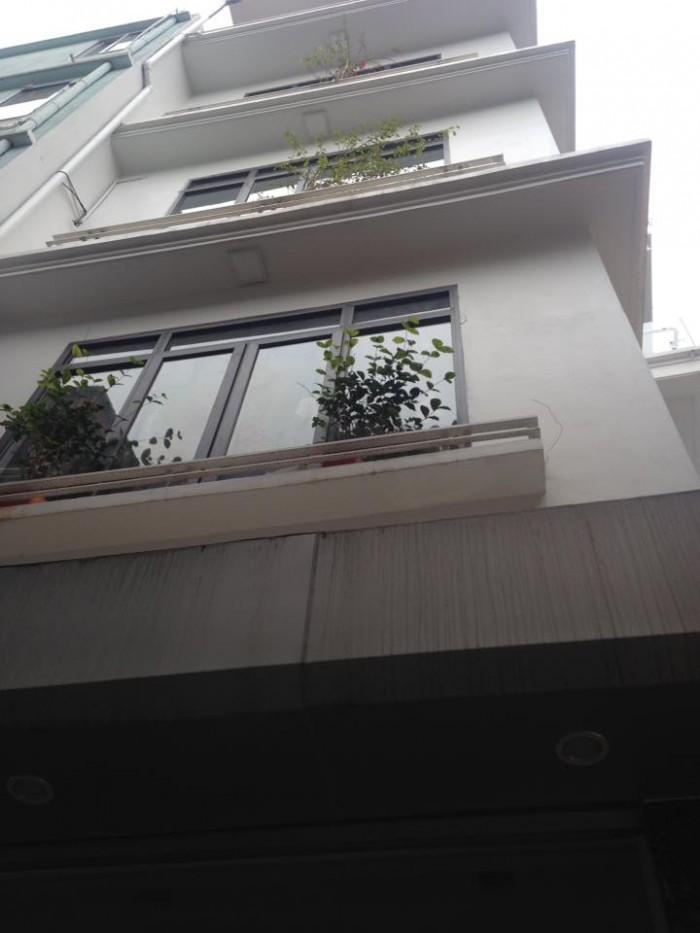 Hiếm có nhà thứ 2 tại Trương Định 36m*4T