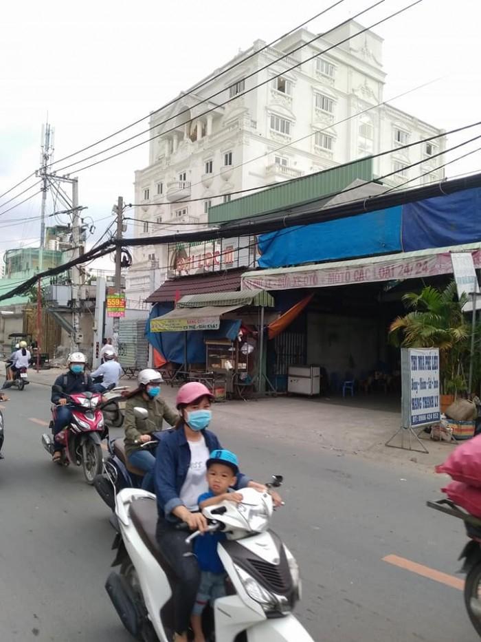 Bán Gấp Nhà Mặt Tiền Nguyễn Quý Yêm – Phường An Lạc – Quận Bình Tân, 108M2