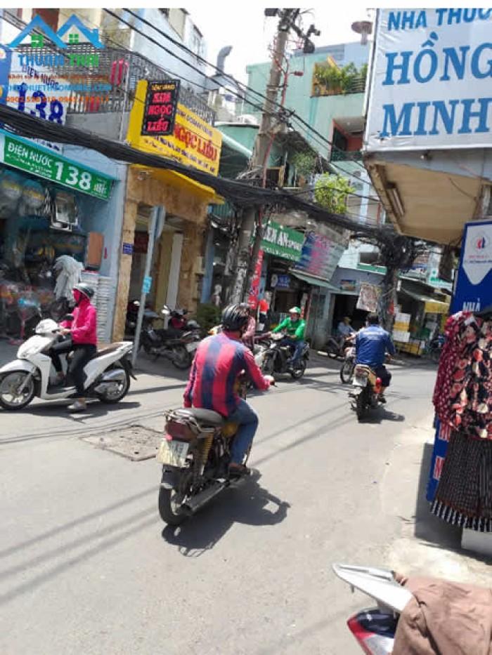 Mặt Bằng Đường Hồng Lạc - Tân Bình - 4x8m