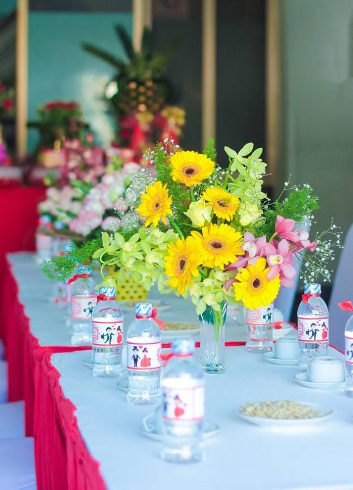 Cho thuê bàn ghế cưới Phan Rang