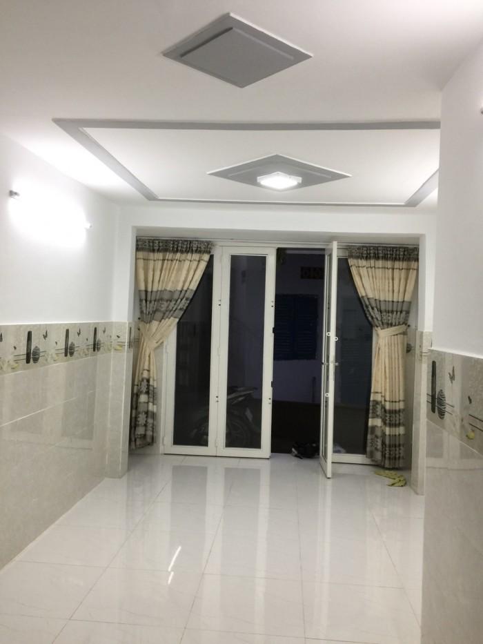 Nhà Lò Gốm quận 6 diện tích 76 m2 3 phòng .