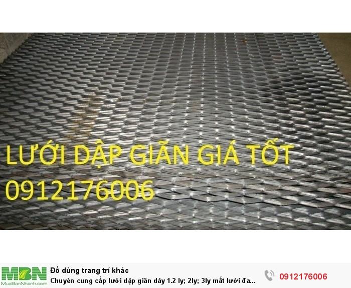 Chuyên  cung cấp lưới dập giãn dây 1.5ly , 2ly , 3ly0