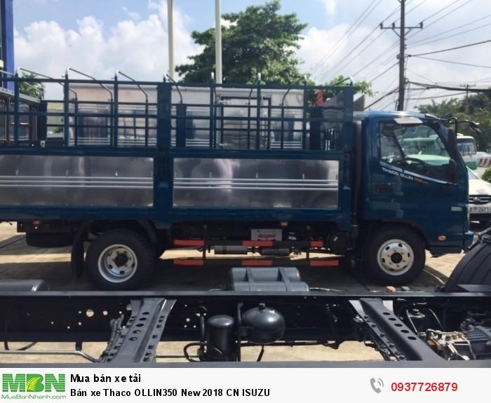 Bán xe Thaco OLLIN350 New 2018 CN ISUZU
