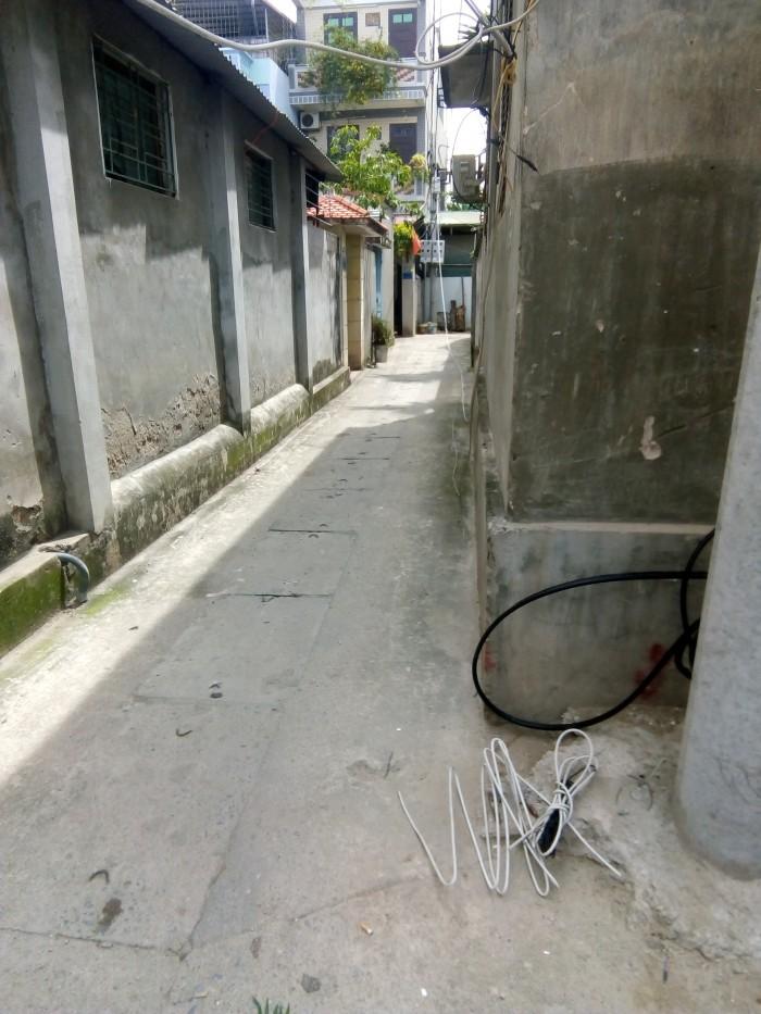 Bán nhà phú Lương Văn Nội Hà Đông 41m2