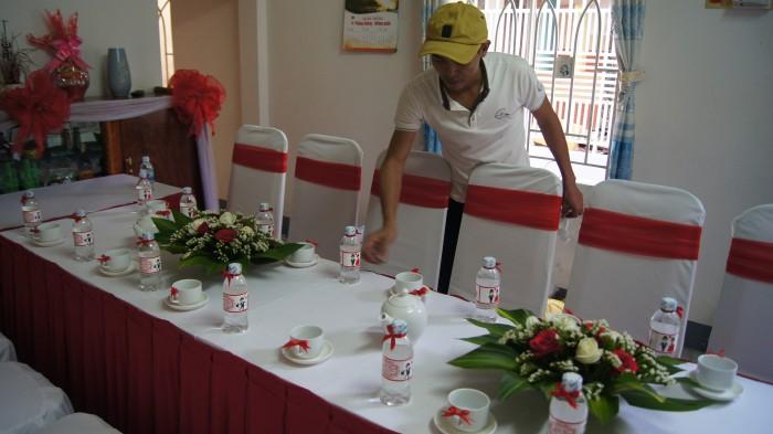 Cho thuê bàn ghế rẻ Ninh Thuận