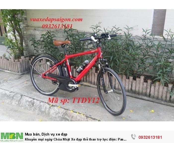 Khuyến mại ngày Chúa Nhật Xe đạp thể thao trợ lực điện: Pas Bracer