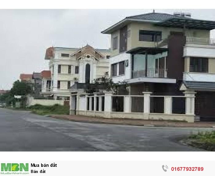 Bán đất khu TĐC 65 m2 Trâu Quỳ
