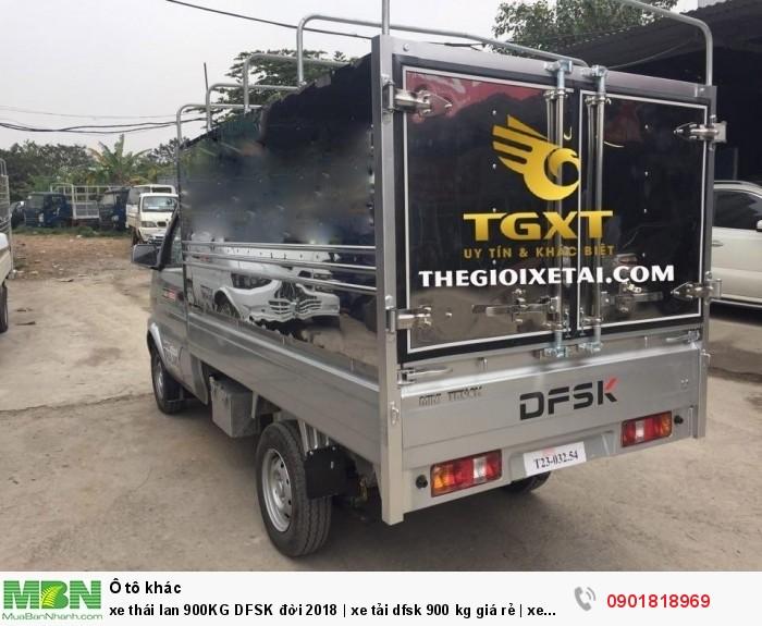 xe thái lan 900KG DFSK đời 2018 | xe tải dfsk 900 kg giá rẻ | xe dfsk 990kg cần bán trả góp – vay tối đa xe 95% xe| lãi o.7% /năm lh ngay 0964.825.024
