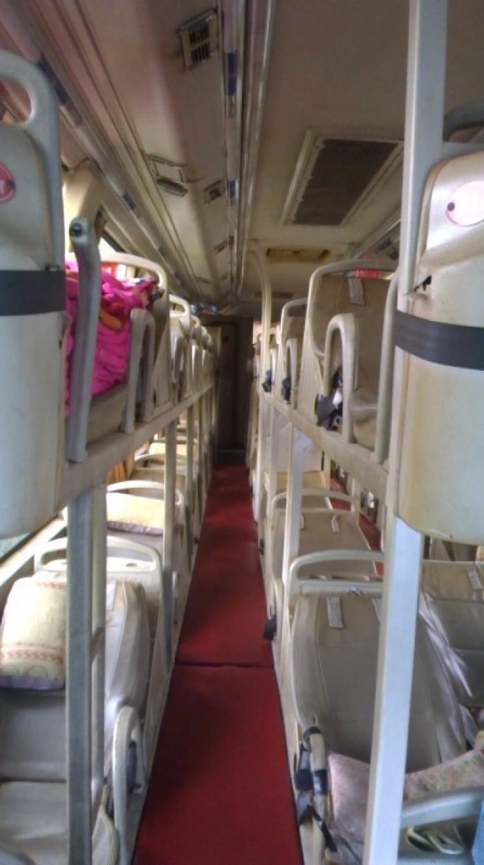 Bán xe ô tô khách Huyndai Thaco giường nằm