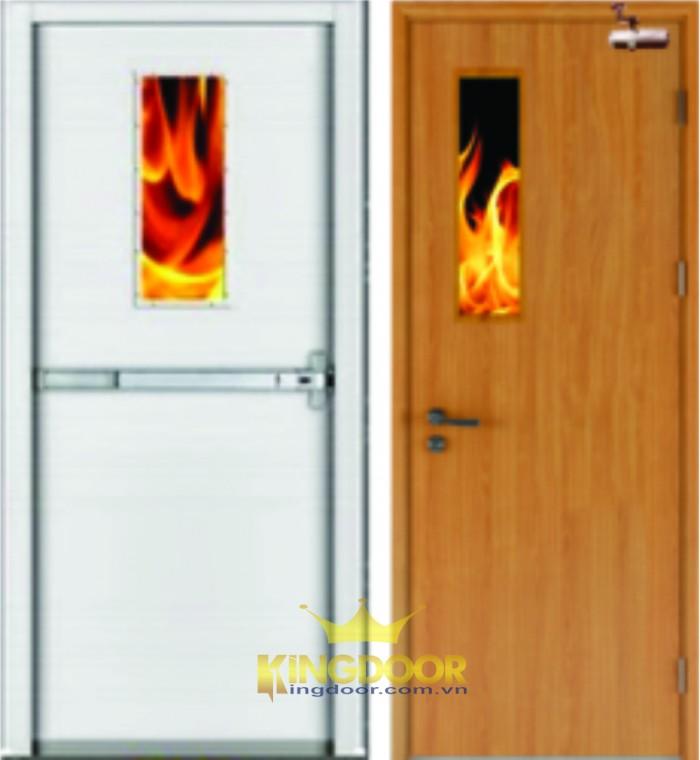 Chuyên cung cấp cửa gỗ chống cháy ở sài gòn, bình dương đồng nai4