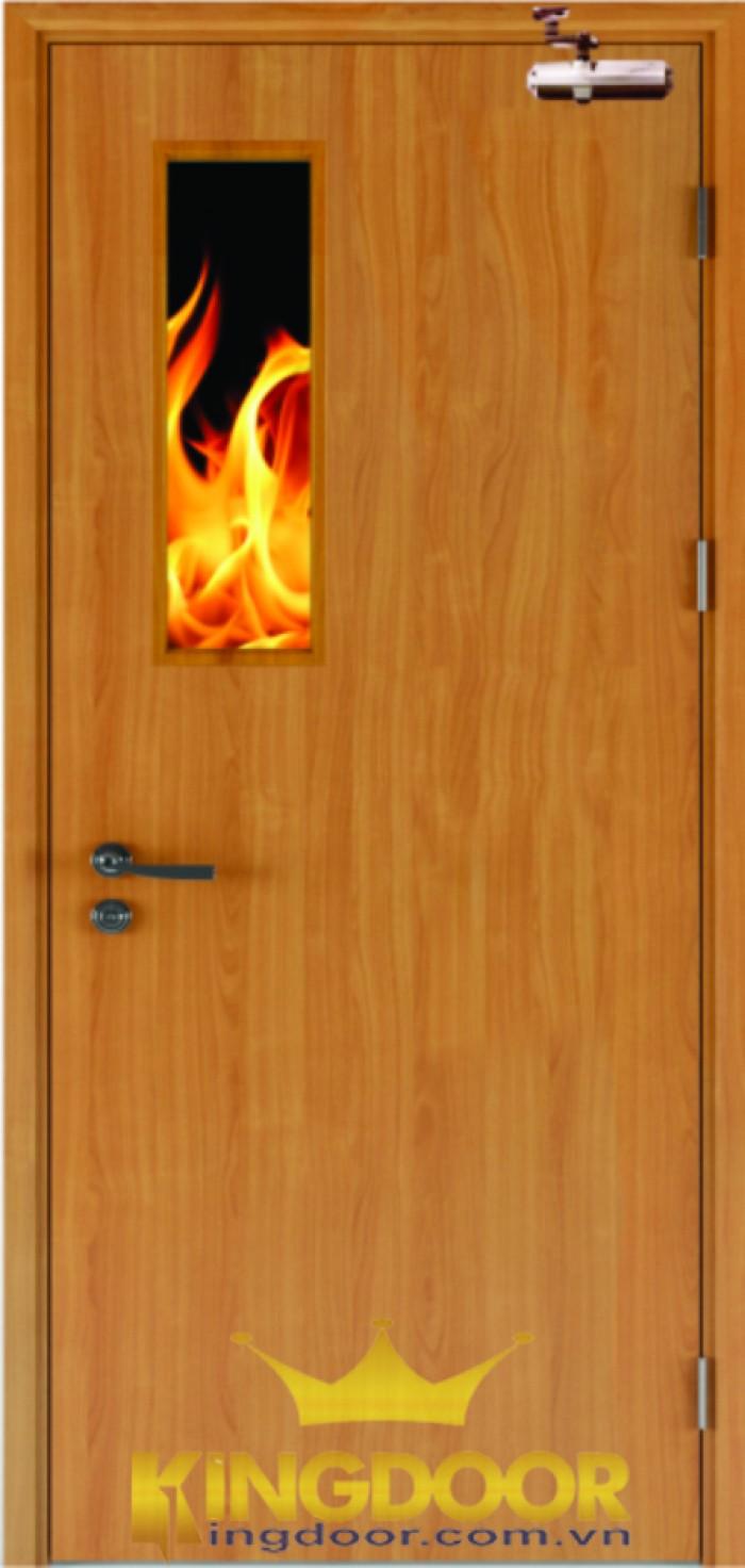Chuyên cung cấp cửa gỗ chống cháy ở sài gòn, bình dương đồng nai3