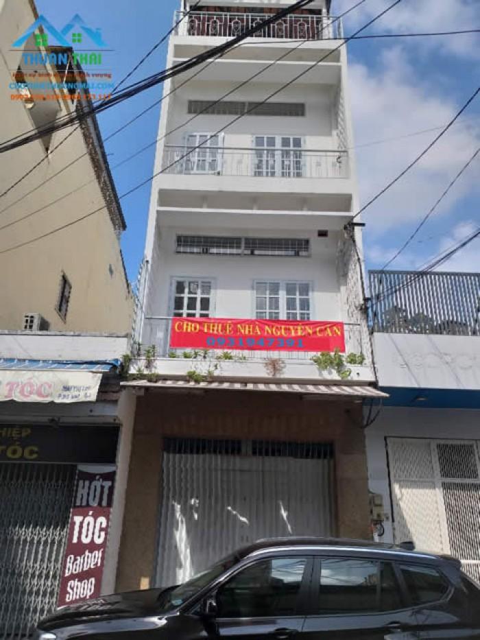 Nhà Cho Thuê Đường Mai Thị Lựu - Q1 - 4x20m