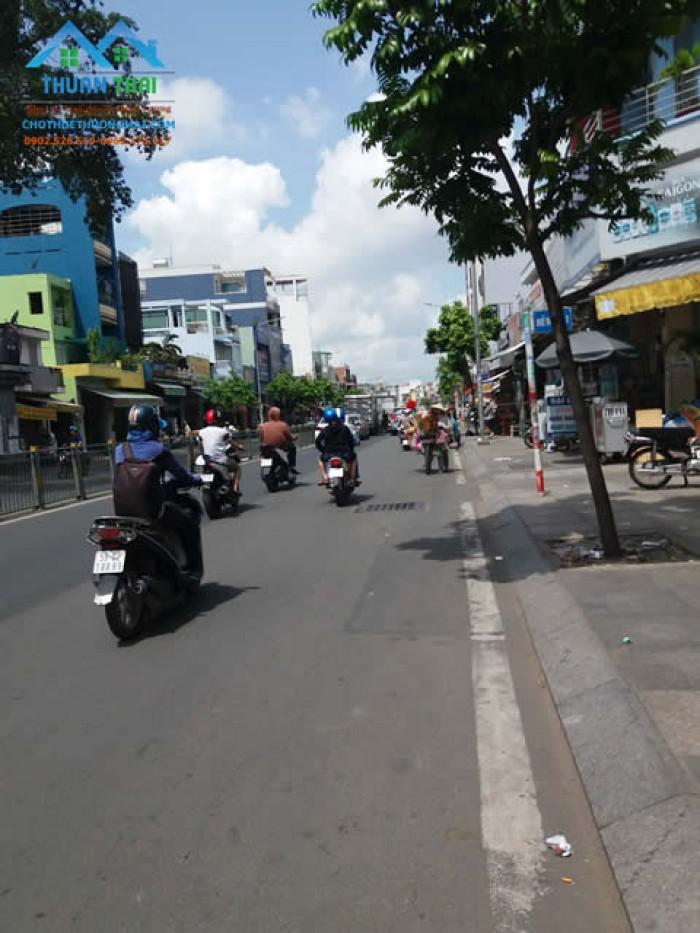 Nhà Cho Thuê Đường Lũy Bán Bích - Tân Phú - 4.15x20m
