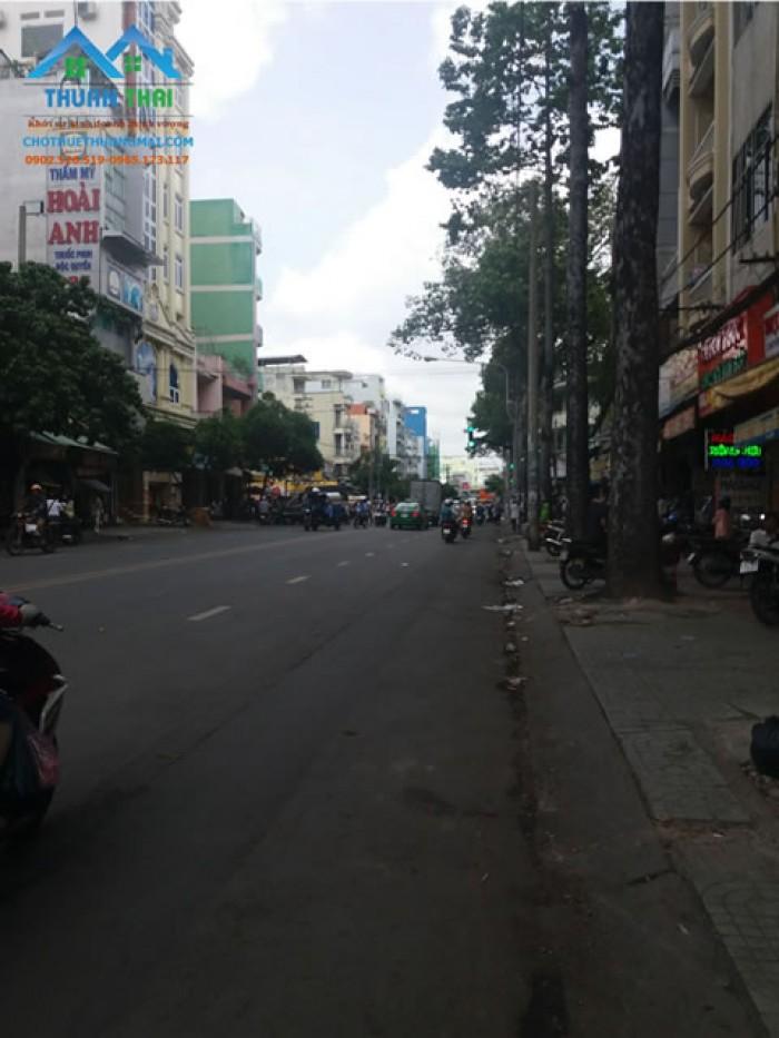 Nhà Cho Thuê Đường Nguyễn Chí Thanh - Q11 - 9x21m