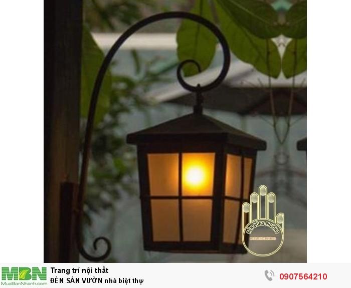 Đèn Sân Vườn Nhà Biệt Thự