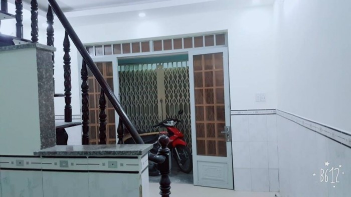 Bán nhà Trần Xuân Soạn phường Tân Hưng quận 7, 22m2, giá chỉ 1.8 tỷ.