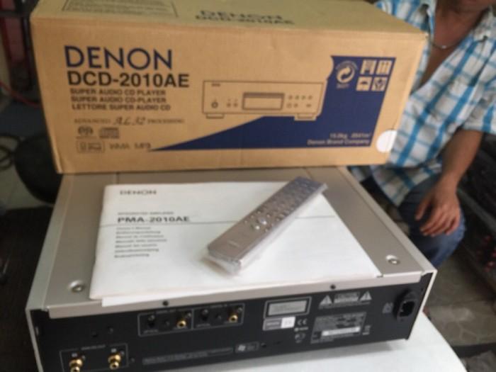 Bán chuyên CD denon 2010AE hàng bải tuyển chọn từ Nhật về