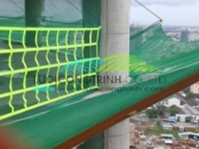 Lưới an toàn cho công trình, cho công trình nhà thép tiền giá tốt nhất thì trường1