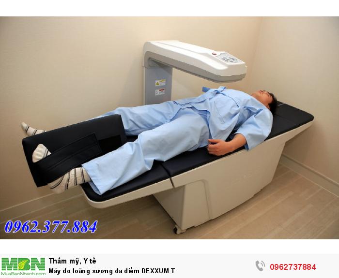 Máy đo loãng xương đa điểm DexxumT0