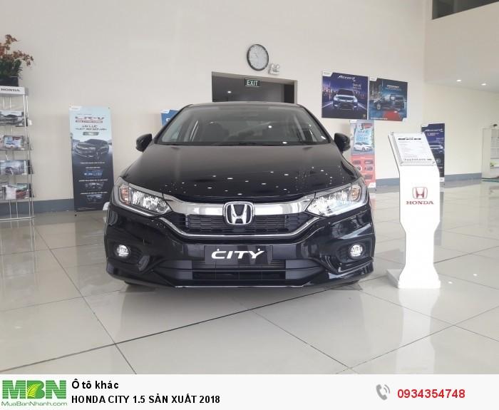 Honda City 1.5 Sản Xuất 2018 1