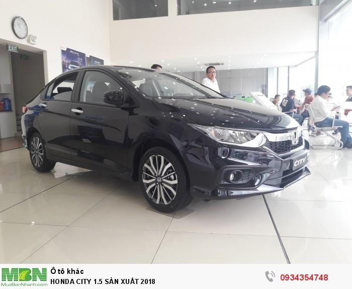 Honda City 1.5 Sản Xuất 2018