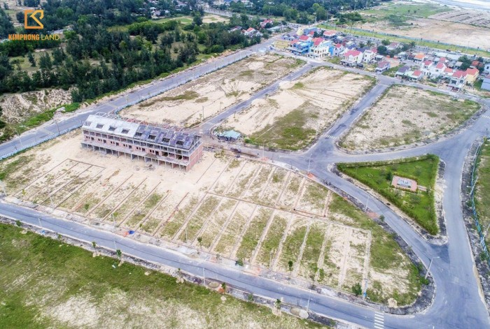 Mở bán đất nền dự án New Hội An Mansion - khu phố Tây du lịch An Bàng cạnh bến du thuyền