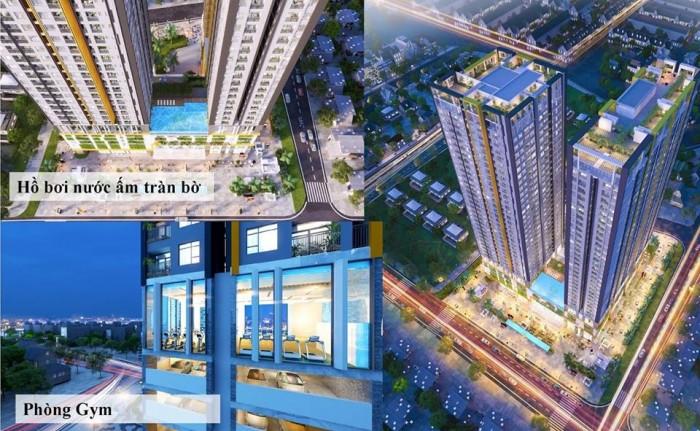Căn Hộ Him Lam Phú Đông 1,5 tỷ/2pn TT 300tr nhận nhà hỗ trợ vay 0% lãi suất