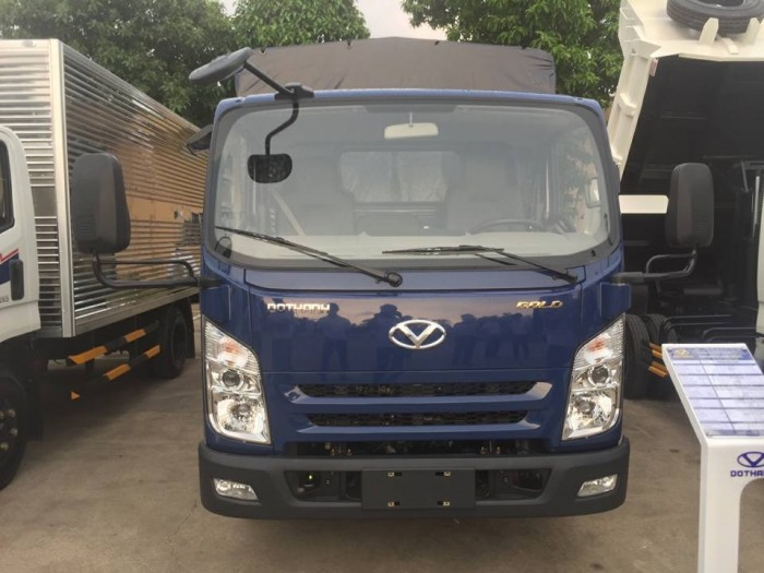 Xe Hyundai iz65 đô thành máy isuzu