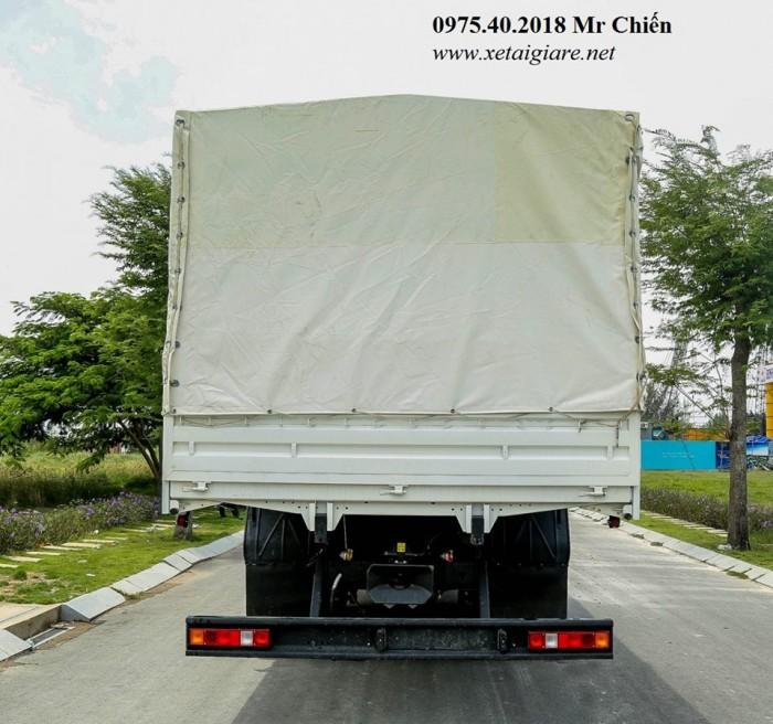 Xe Tải Thùng Kamaz 65117 (6x4) Thùng 9m2 Khuyến Mãi Giảm Giá Đặc Biệt t