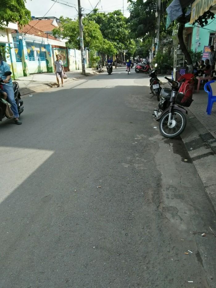 Nhà mặt tiền cư xá Bùi Minh Trực đường 8m tiện kinh doanh