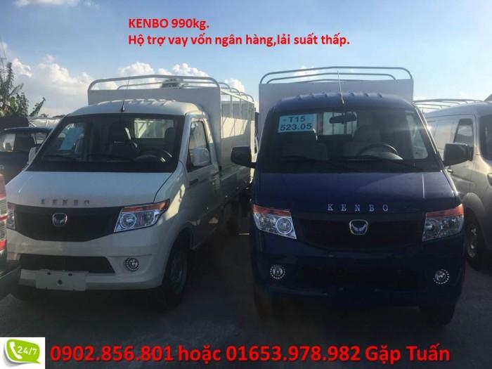 NEW!!!KENBO 990KG 50tr có xe 7