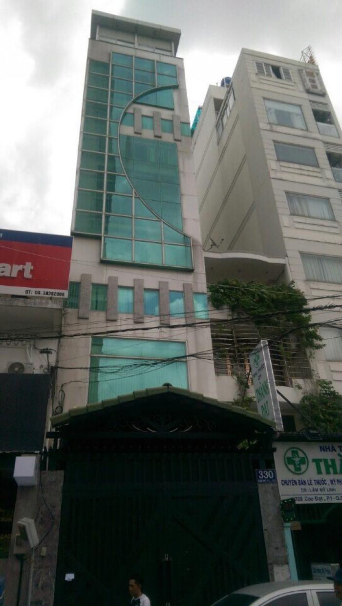 Bán nhà MT Trần Phú đoạn 2 chiều, Q.5, DT: 4x18m, 1 lầu