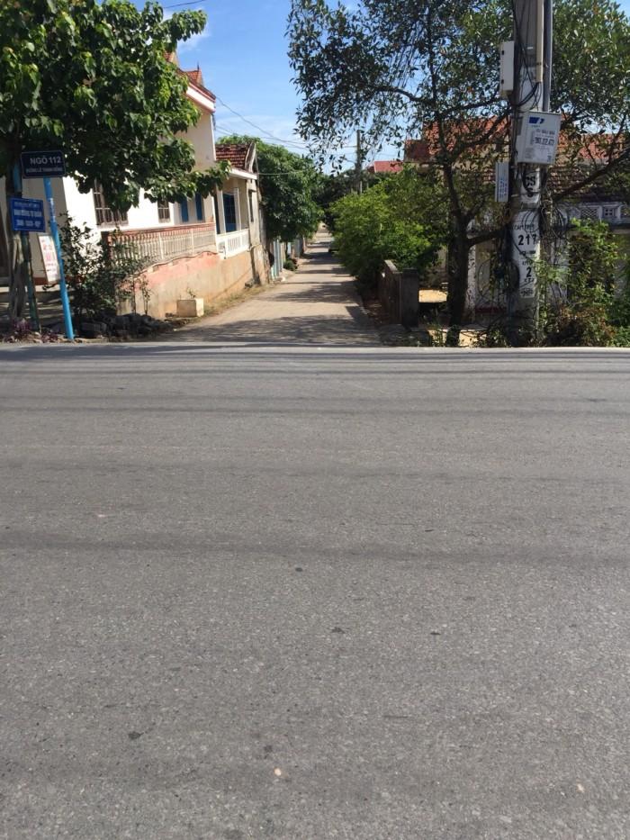 Bán đất trung tâm tp Đồng Hới