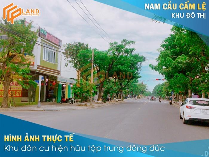 Đất Nền Mặt Tiền Đường 20,5M Đô Đốc Lân - Kdc Nam Cầu Cẩm Lệ - Đà Nẵng, Giá Rẻ Bất Ngờ...!!!