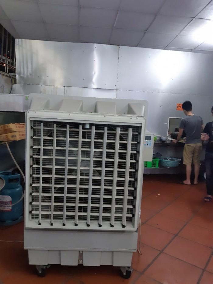 Quạt hơi nước công nghiệp dùng cho nhà xưởng, diện tích rộng0