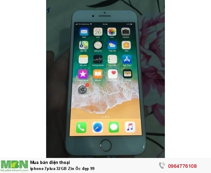 Iphone 7plus 32GB Zin Ốc đẹp 990