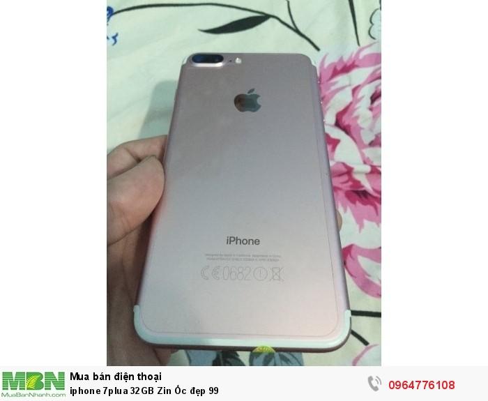 Iphone 7plus 32GB Zin Ốc đẹp 994