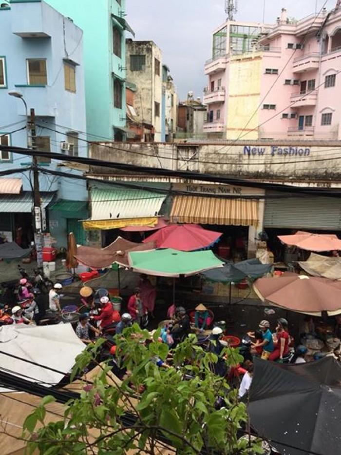 Cần Bán nhà MT Phạm Phú Thứ, free nội thất!